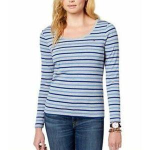 Tommy Hilfiger long sleeved T Shirt. Medium